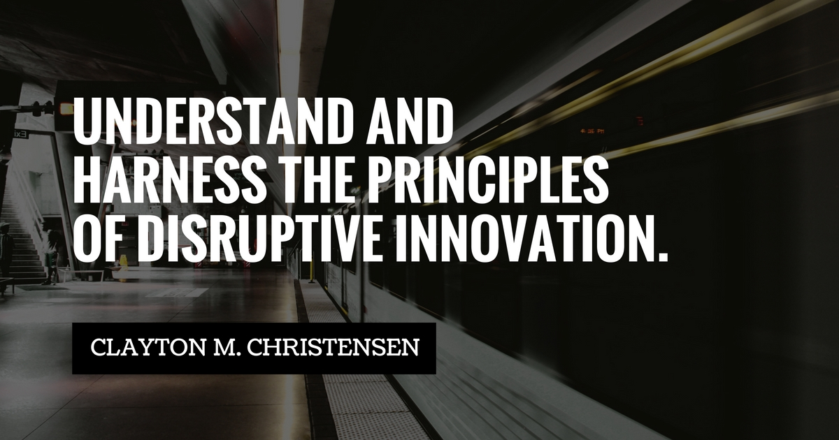 The Innovator's Dilemma - Clayton M. Christensen - Opus Marketplace