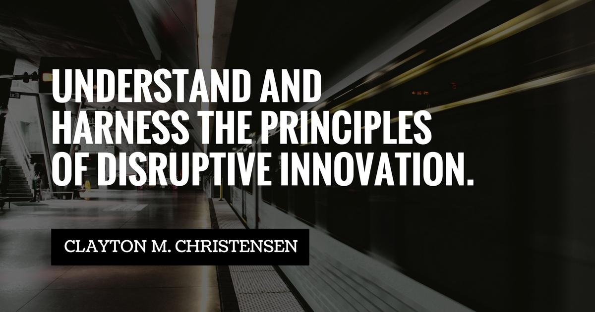 The Innovator's Dilemma - Clayton M. Christensen - Opus Marketplace