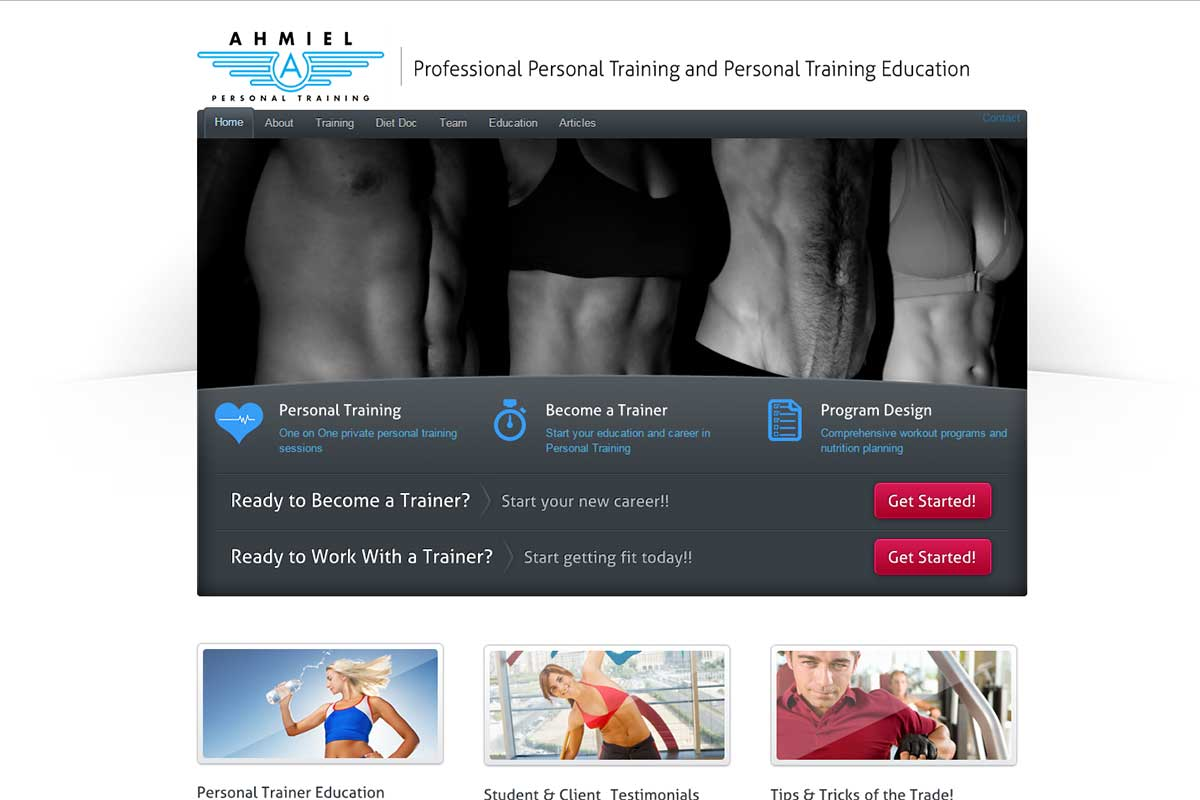 Ahmiel-Personal-Training