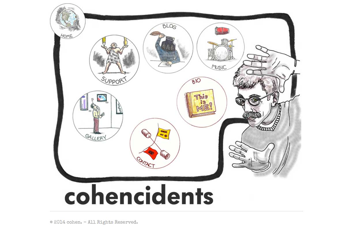 cohencidents